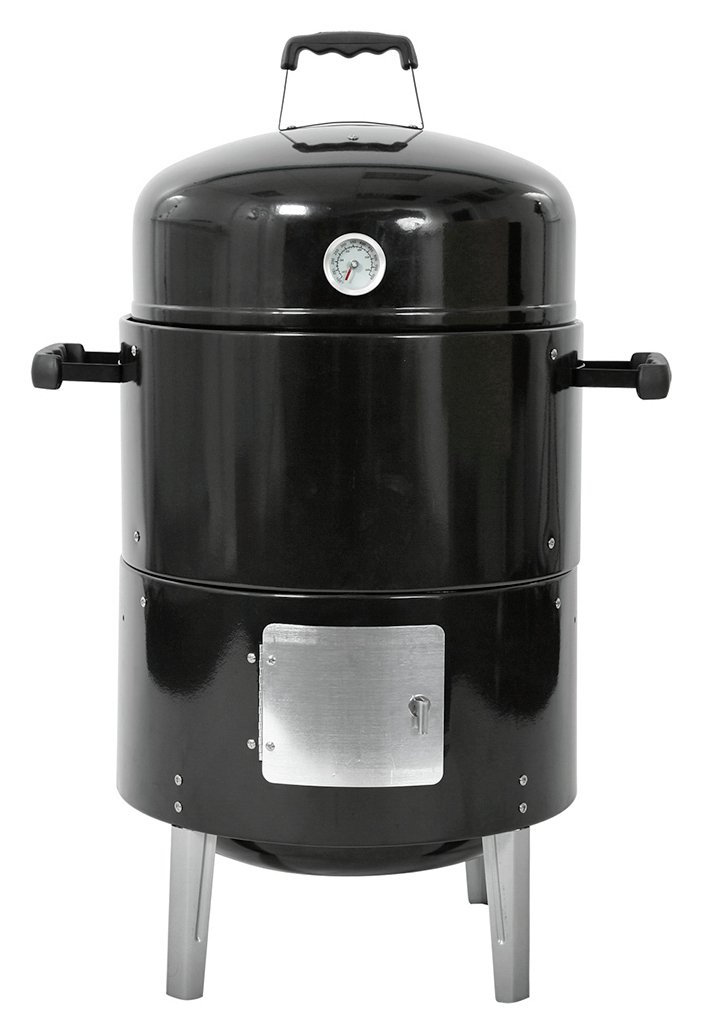 Image of Bar-Be-Quick - Smoker and Grill - Charcoal Barbecue