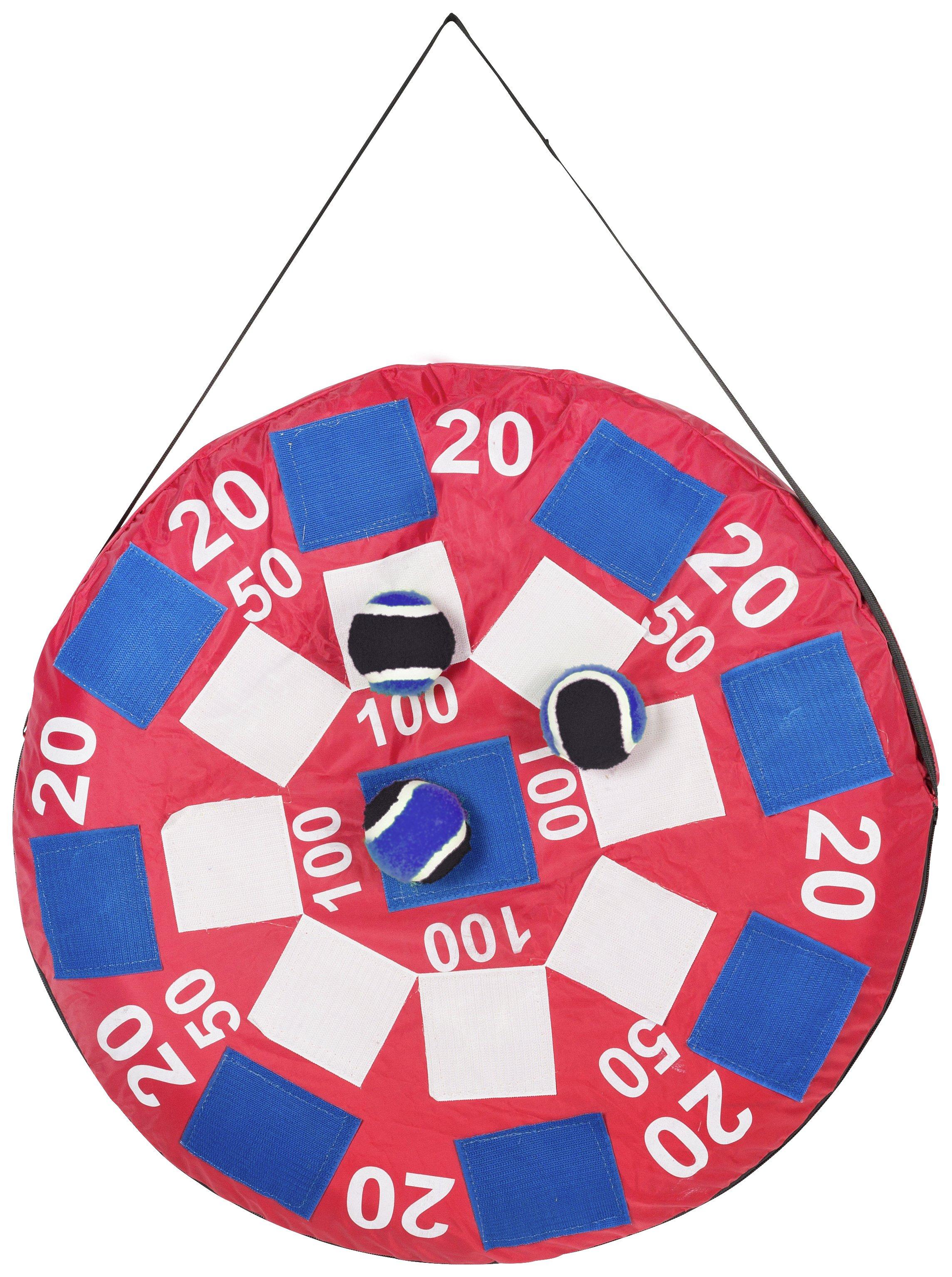 BuitenSpeel Inflatable Darts Game.