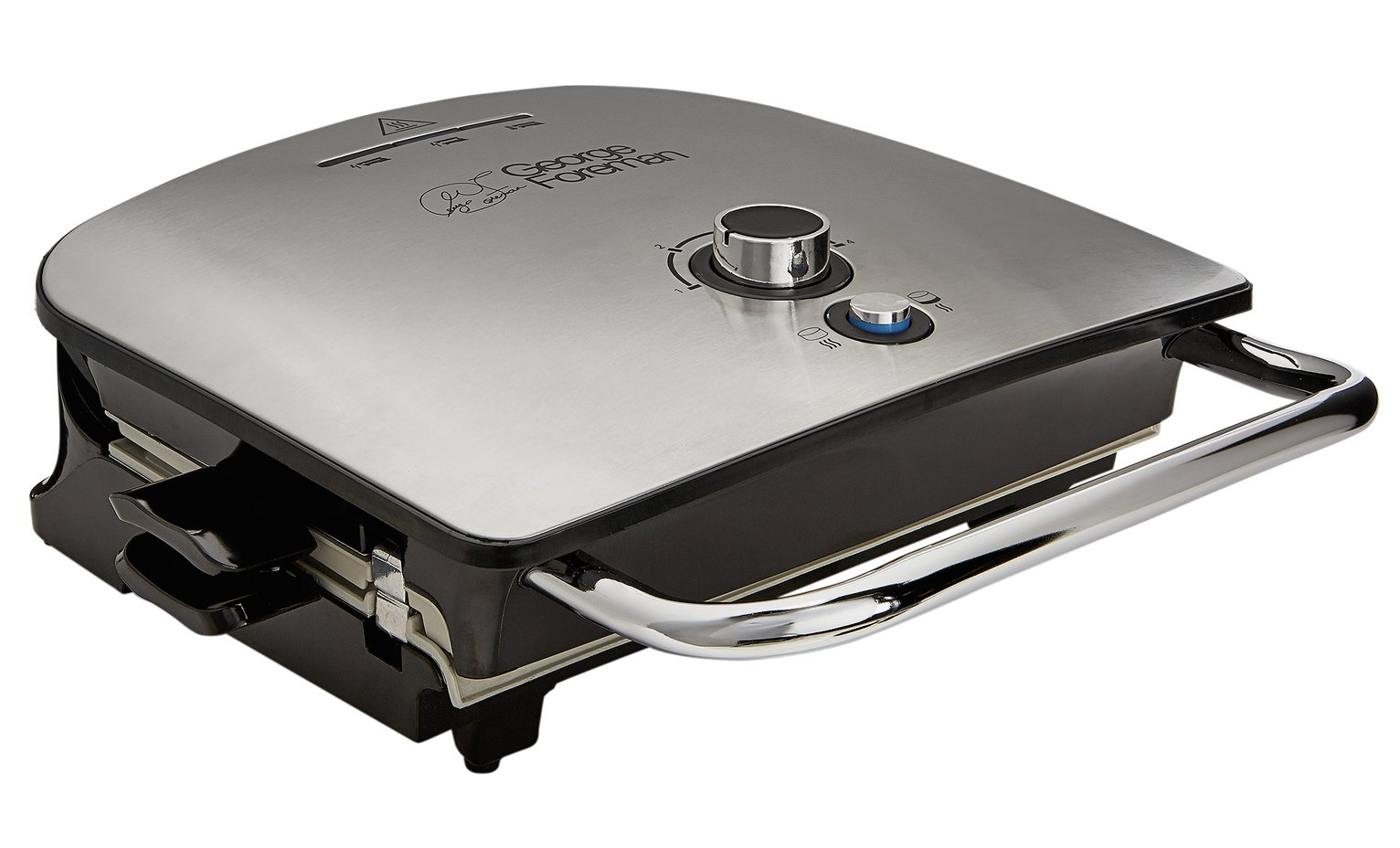 Image of George Foreman - 22160 Family 5 Portion Grill and Melt
