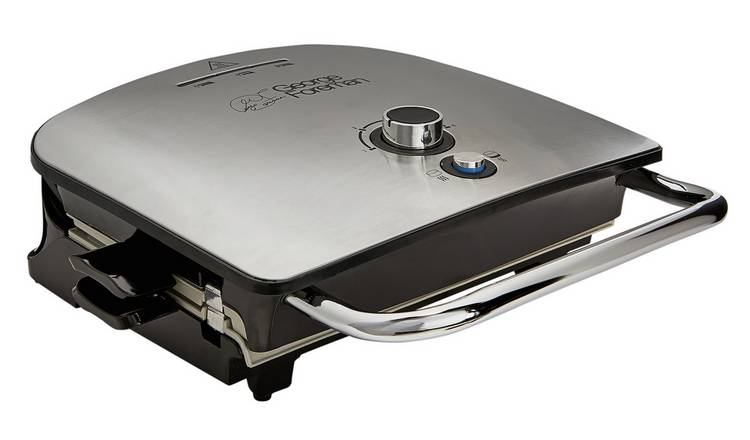 George Foreman Medium Removable Plates Grill & Melt 22160