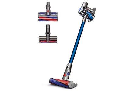 Dyson V6 Cordless Fluffy Handstick Vacuum Cleaner