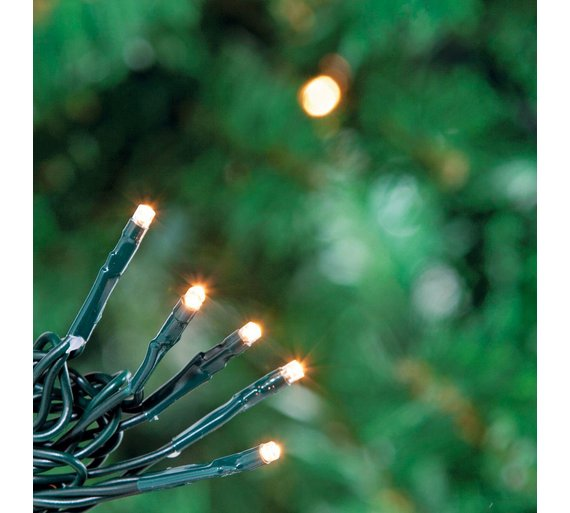 Argos Christmas Light Decorations: Buy 480 Multi-Function LED Lights