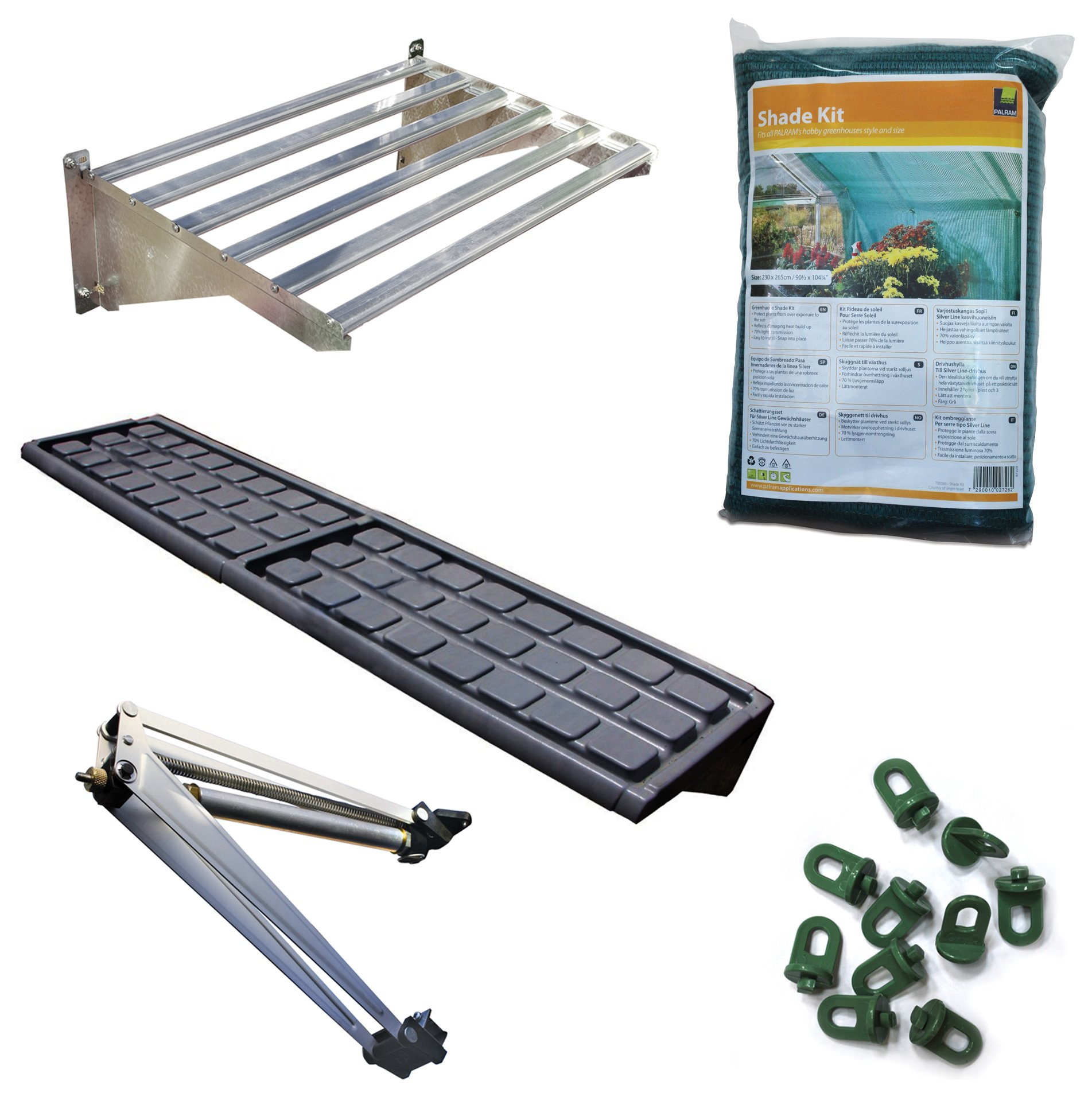 Palram Greenhouse Accessories Value Pack.