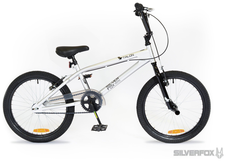 'Silverfox Talon - 20 Inch Bmx - Bike
