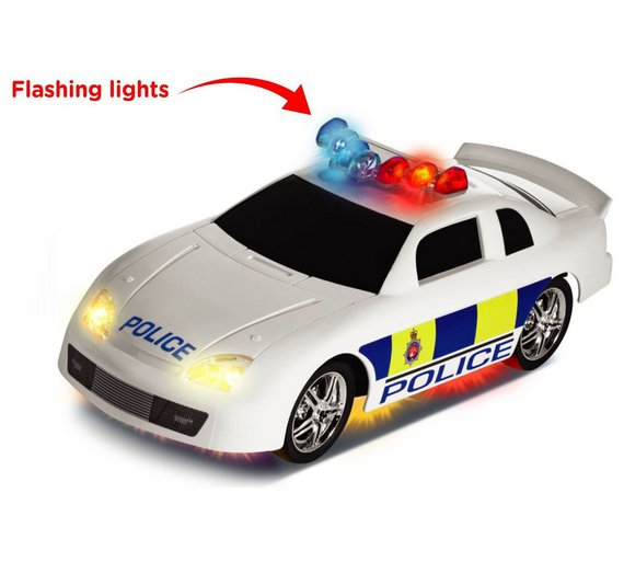 Toy Police Cars : Buy chad valley lights and sounds police car toy cars