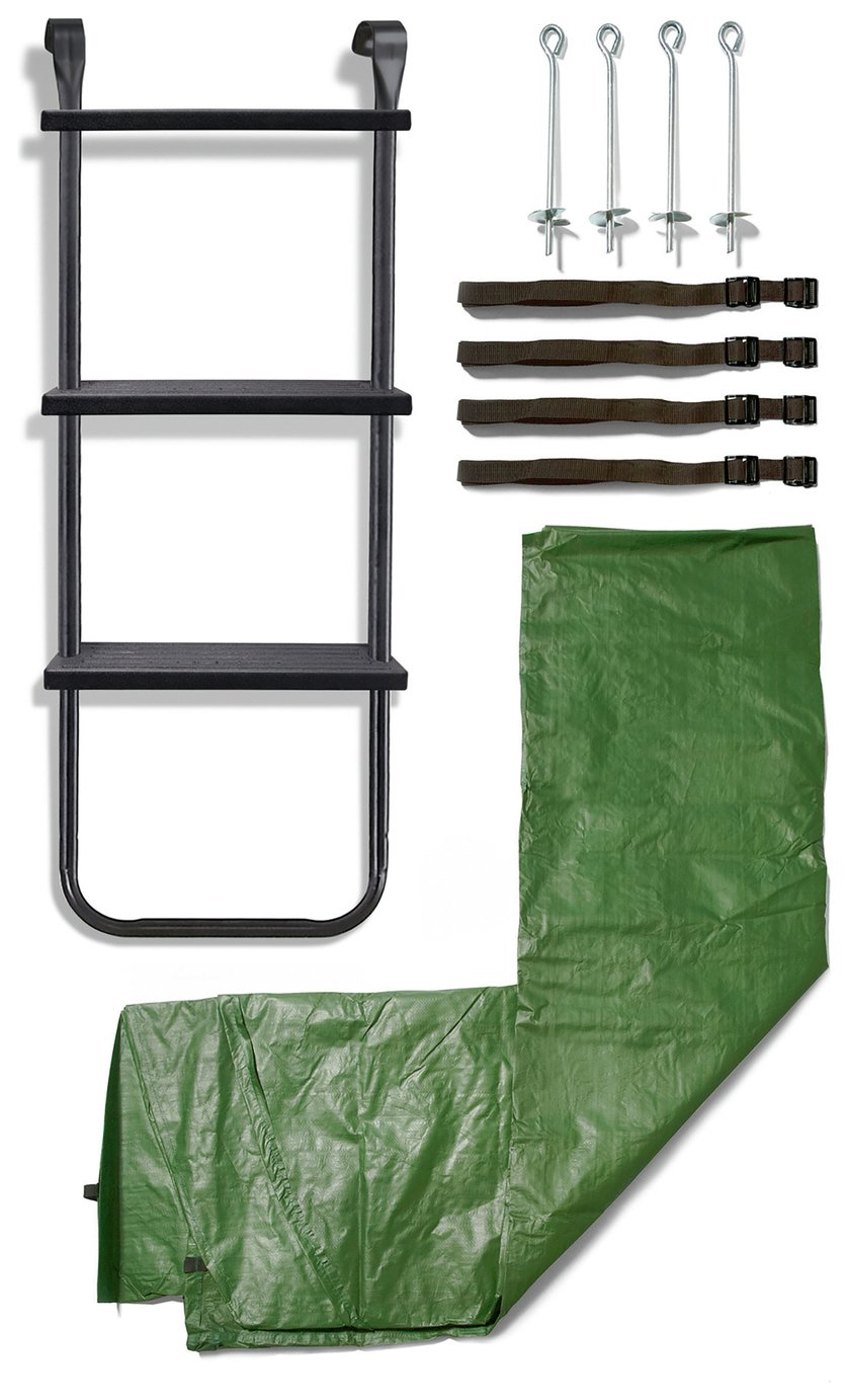 Plum   Trampoline Accessory Kit   8ft