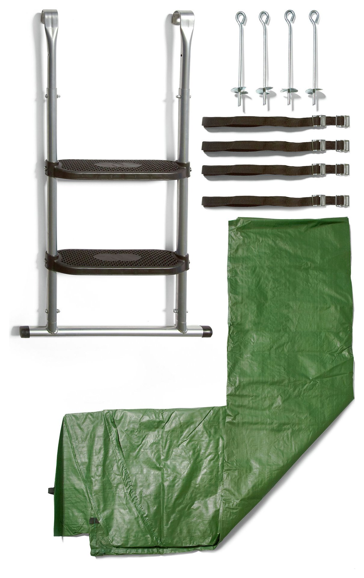 plum trampoline accessory kit  14ft.