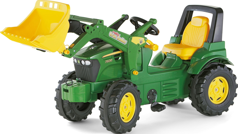 John Deere 7930 Kids Tractor with Frontloader