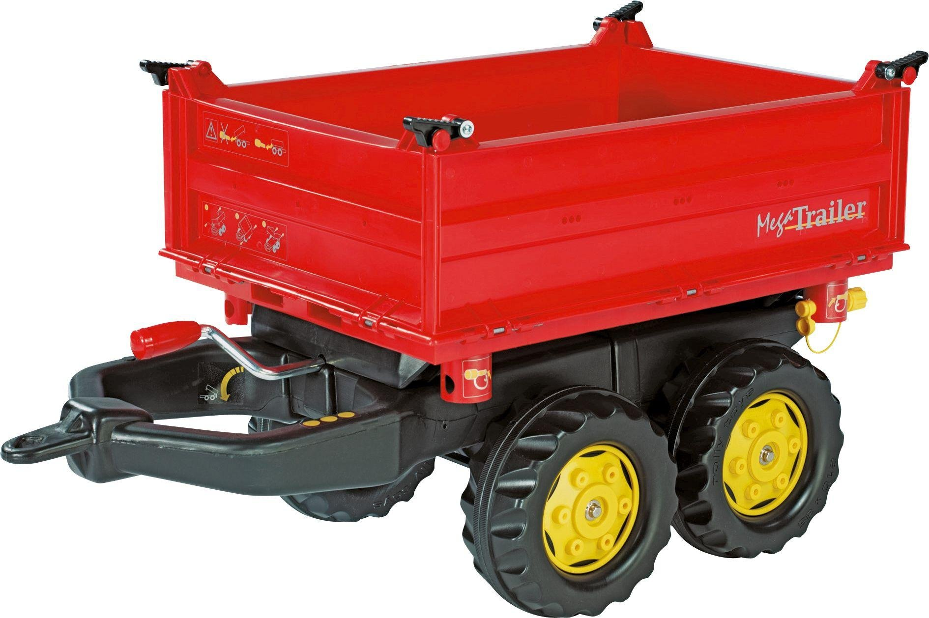 red-mega-trailer-for-child-tractor
