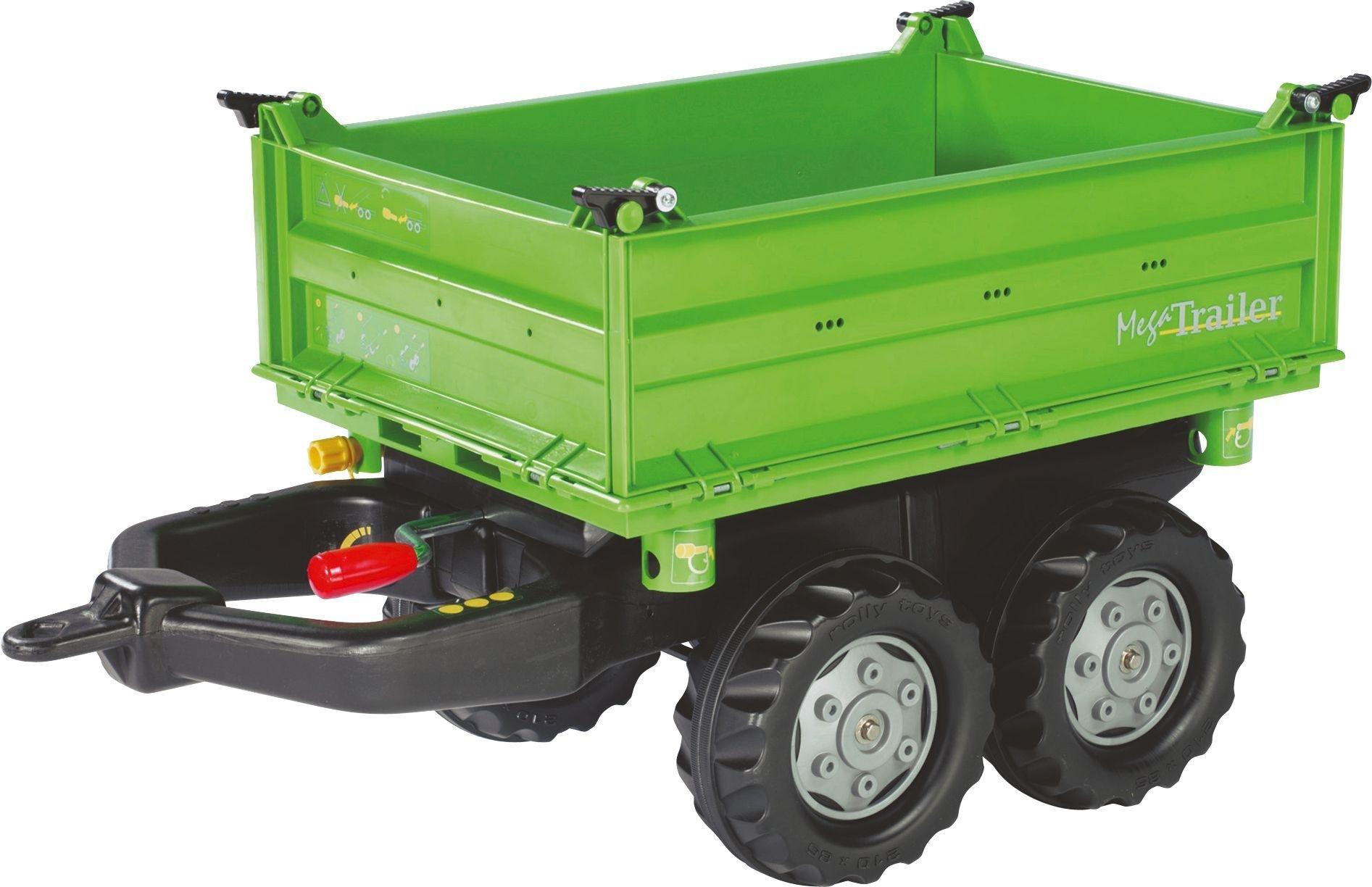 green-mega-trailer-for-child-tractor