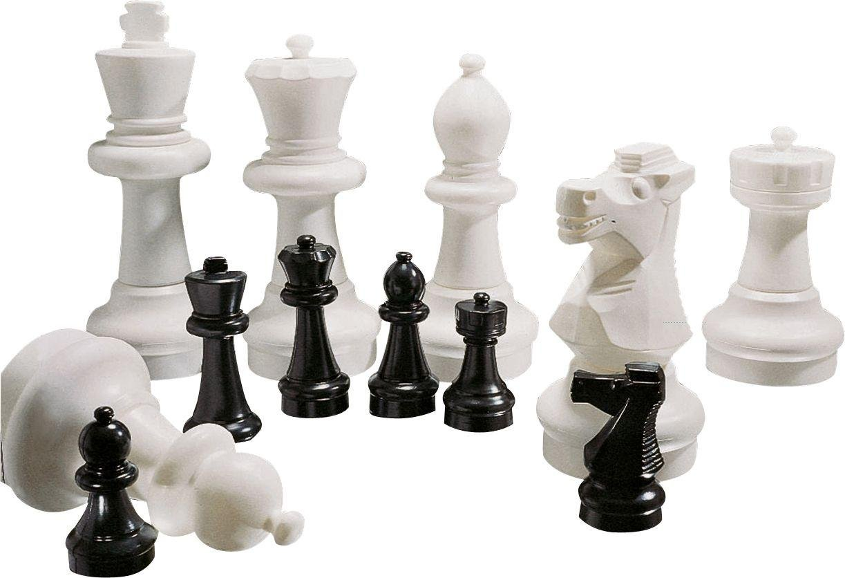 Large Garden Chess Pieces389/3795