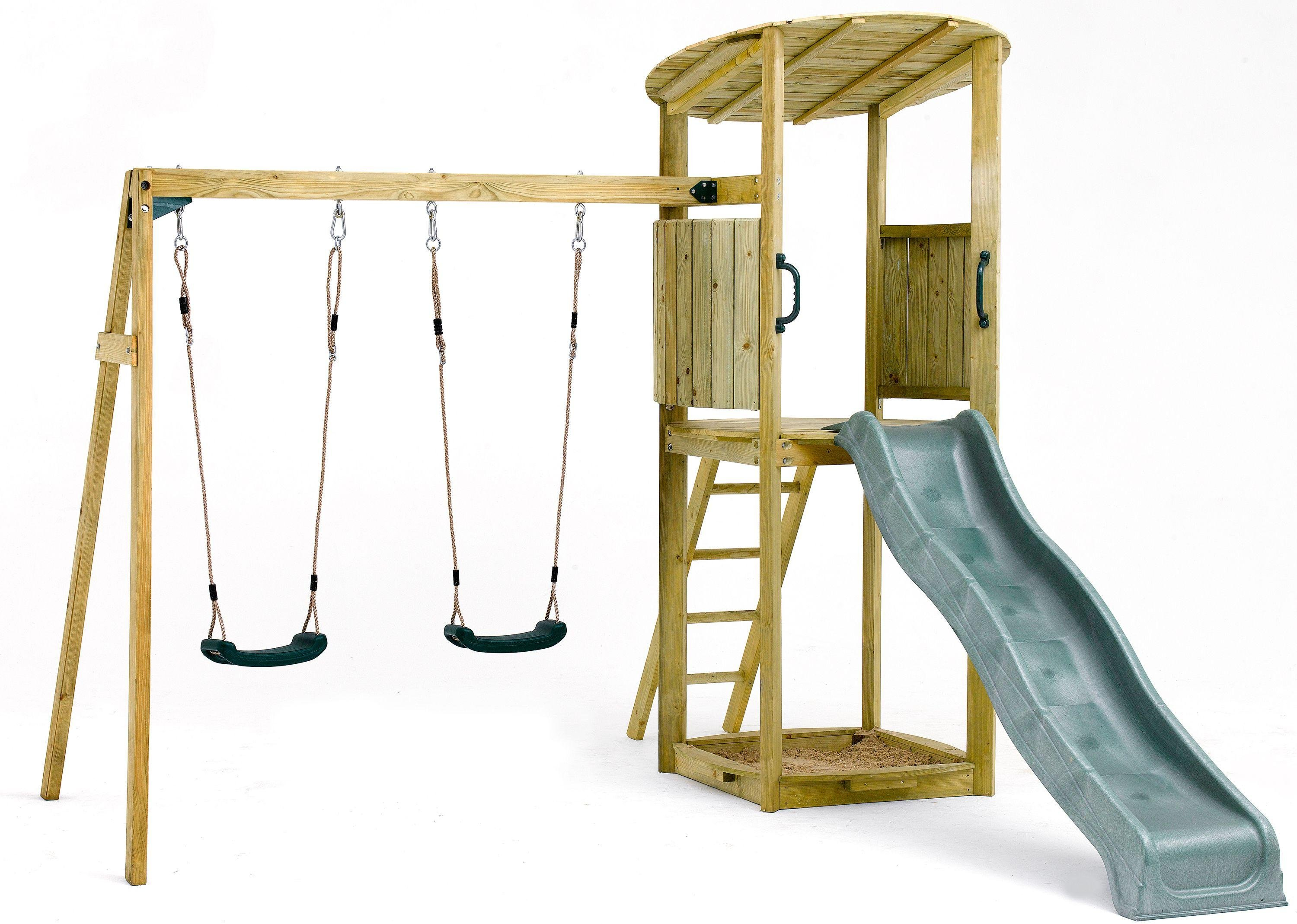 plum bonobo 2 wooden climbing frame. Black Bedroom Furniture Sets. Home Design Ideas