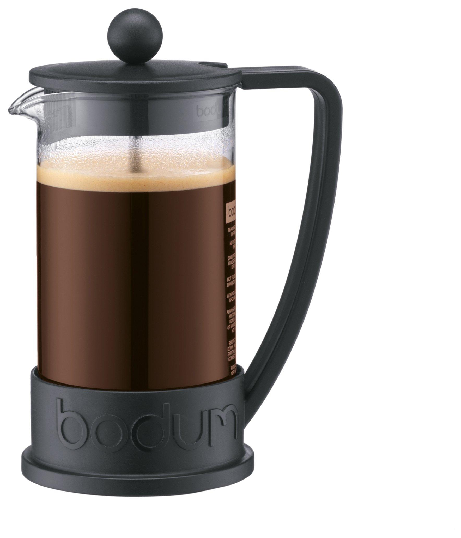 727015999685 upc bodum coffee press brazil 3 cup black upc lookup. Black Bedroom Furniture Sets. Home Design Ideas