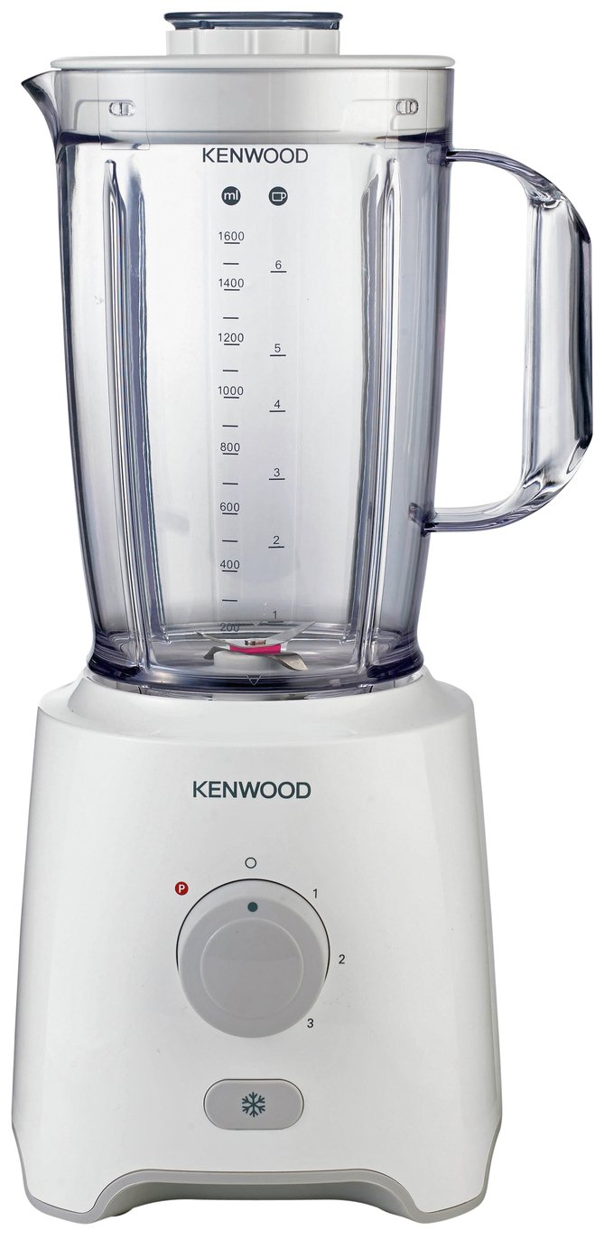 Kenwood 1.6L Plastic Jug Blender - White