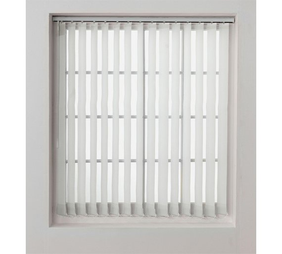 blockout clair price blinds from online vertical slats pale grey st buy blind half
