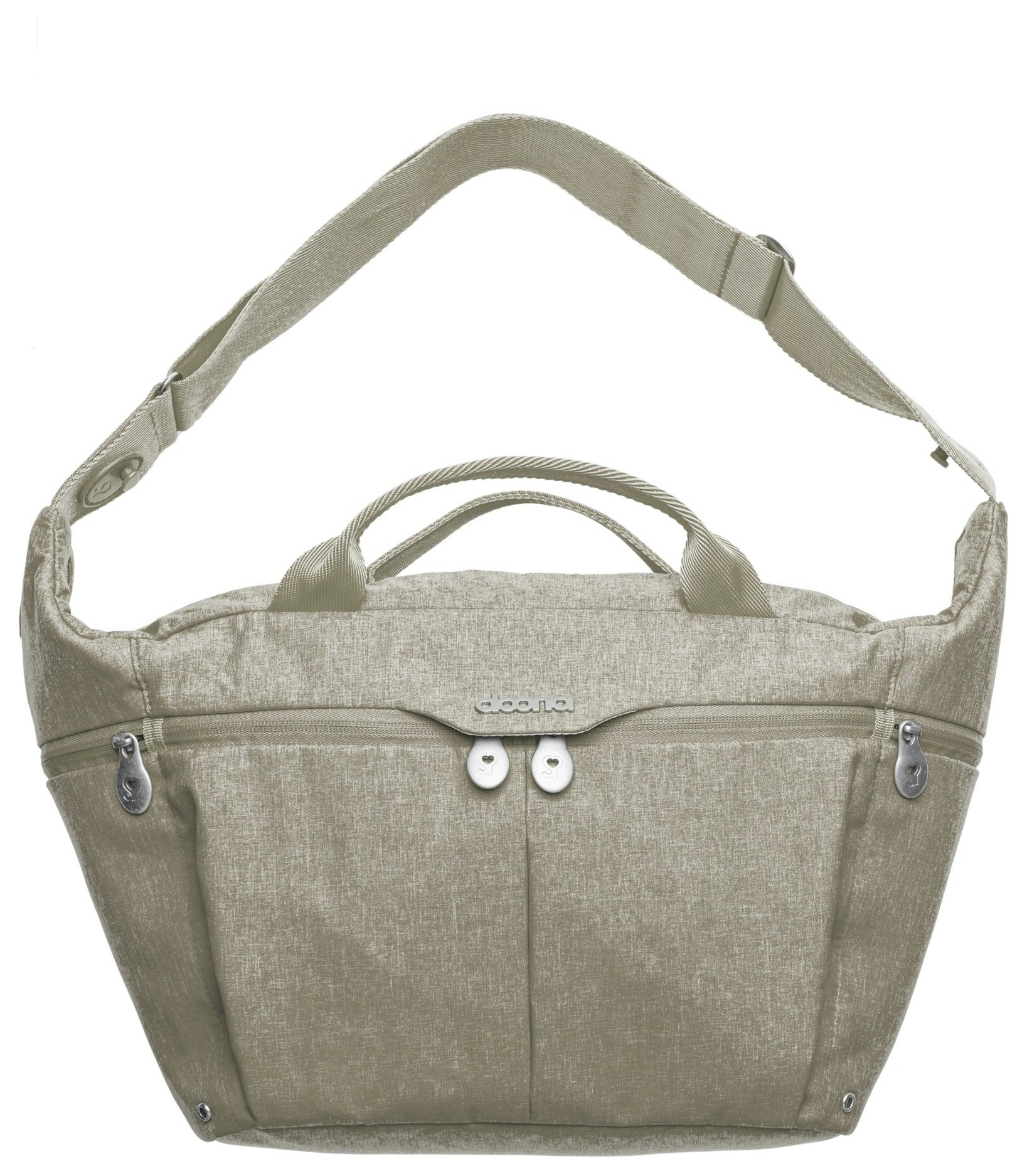 Image of Doona All Day Clip On - Changing Bag - Dune