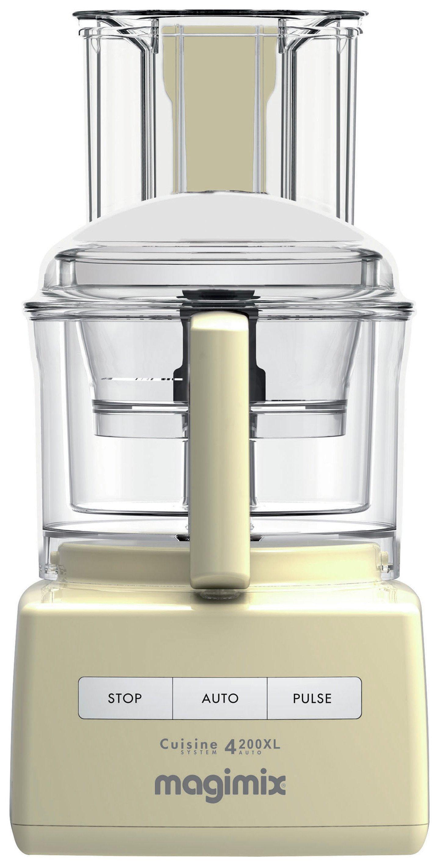 Magimix - 4200XL Food Processor - Cream