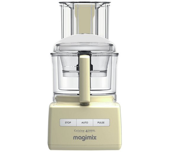 Buy magimix 4200xl food processor cream food processors argos magimix 4200xl food processor cream forumfinder Images