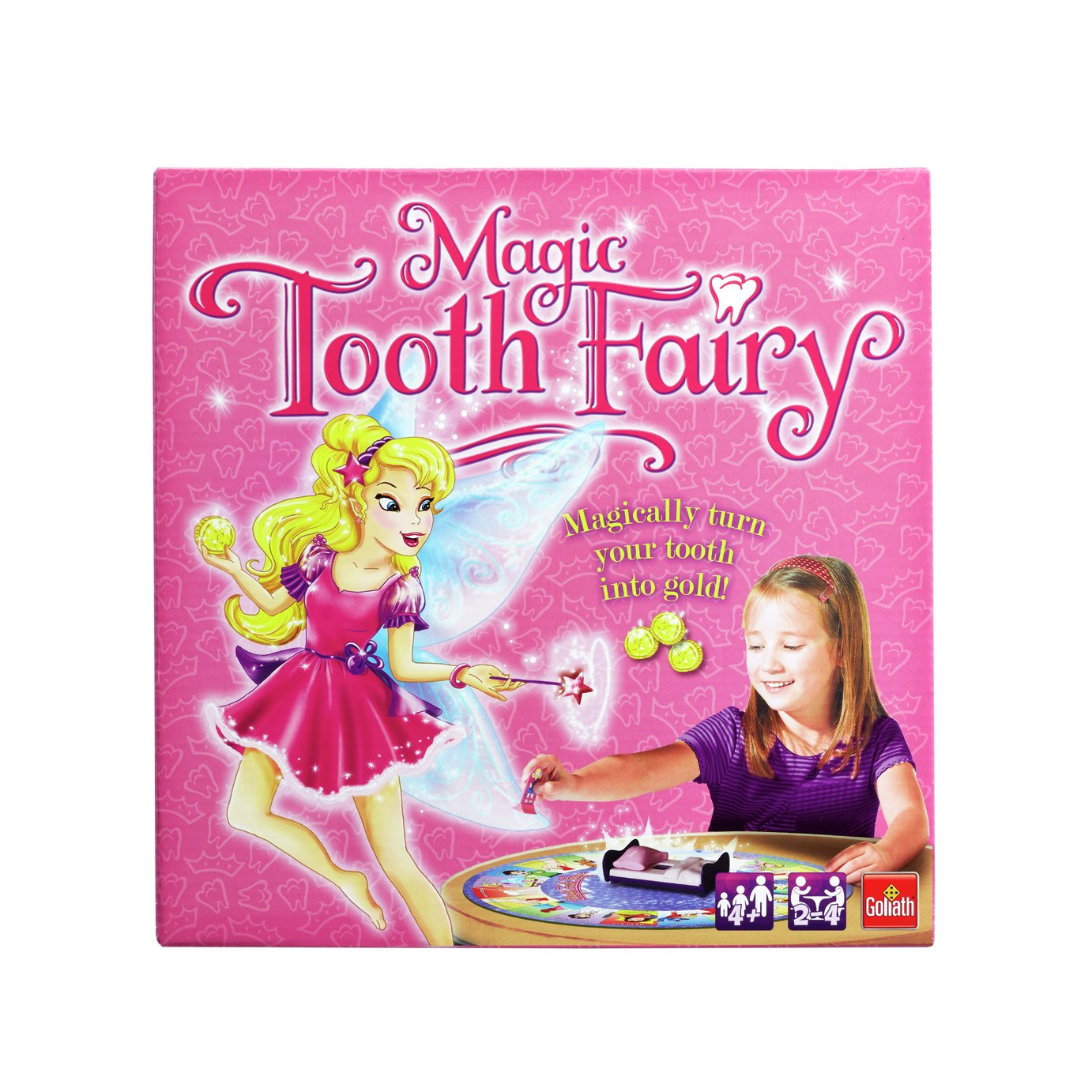 Goliath GamesThe Magic Tooth Fairy Board Game