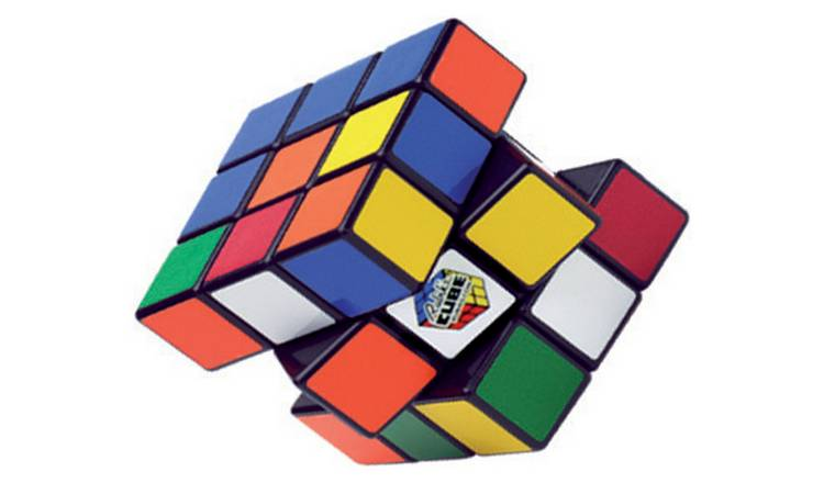 Buy Rubiks Cube Puzzles And Jigsaws Argos