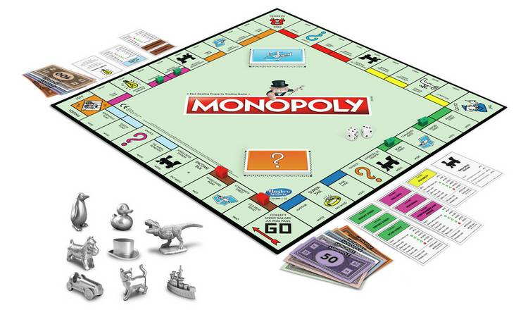 My favourite things 2020 Monopoly