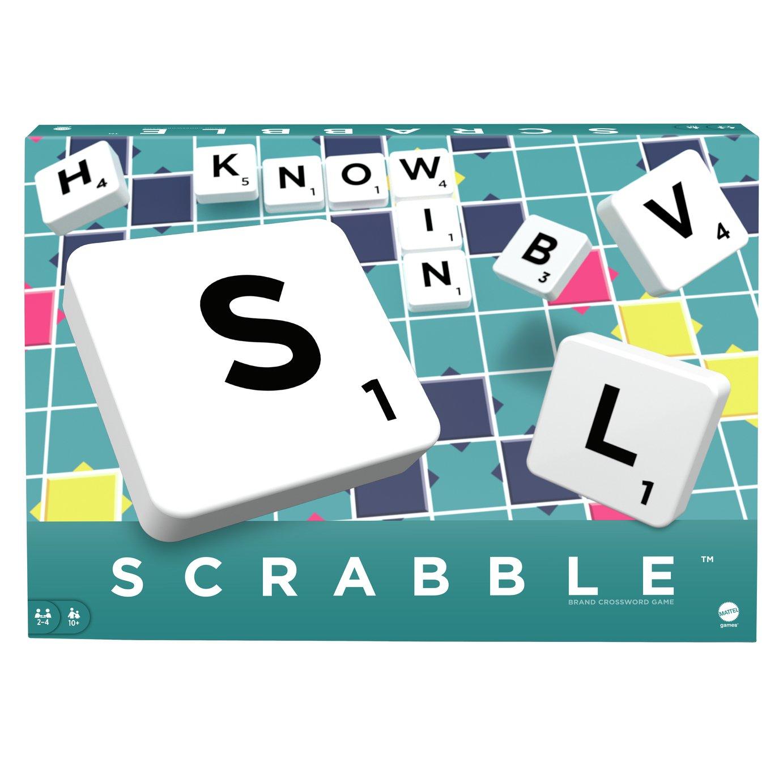 Scrabble Original Board Game.