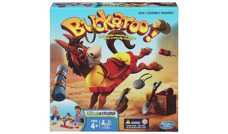 Elefun & Friends Buckaroo Game from Hasbro Gaming