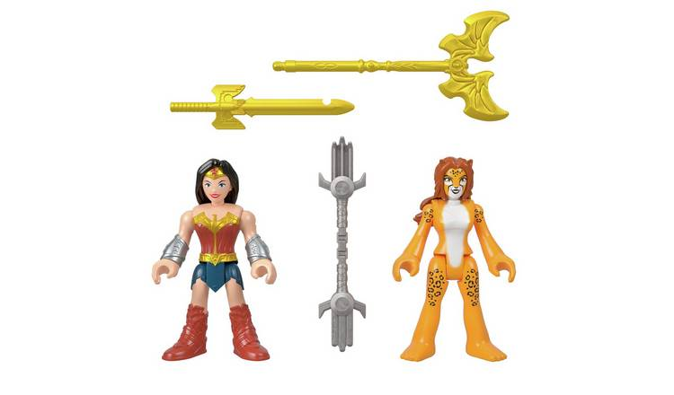 Imaginext DC Super Friends Batman: Wonder Woman & Cheetah