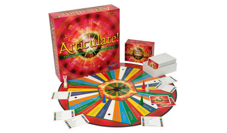 Articulate! Board Game