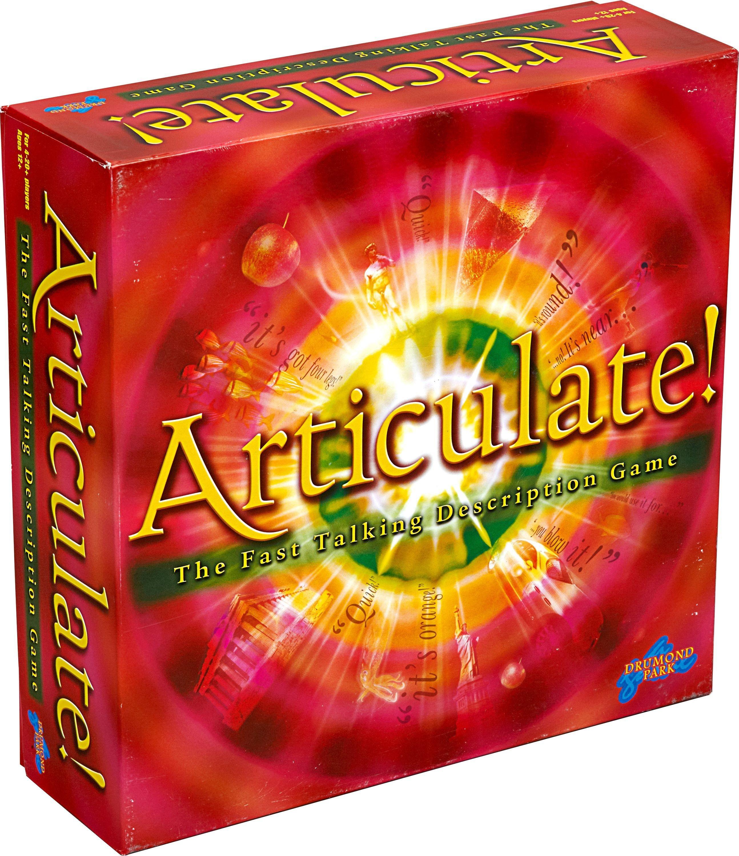 Articulate! - Board Game.