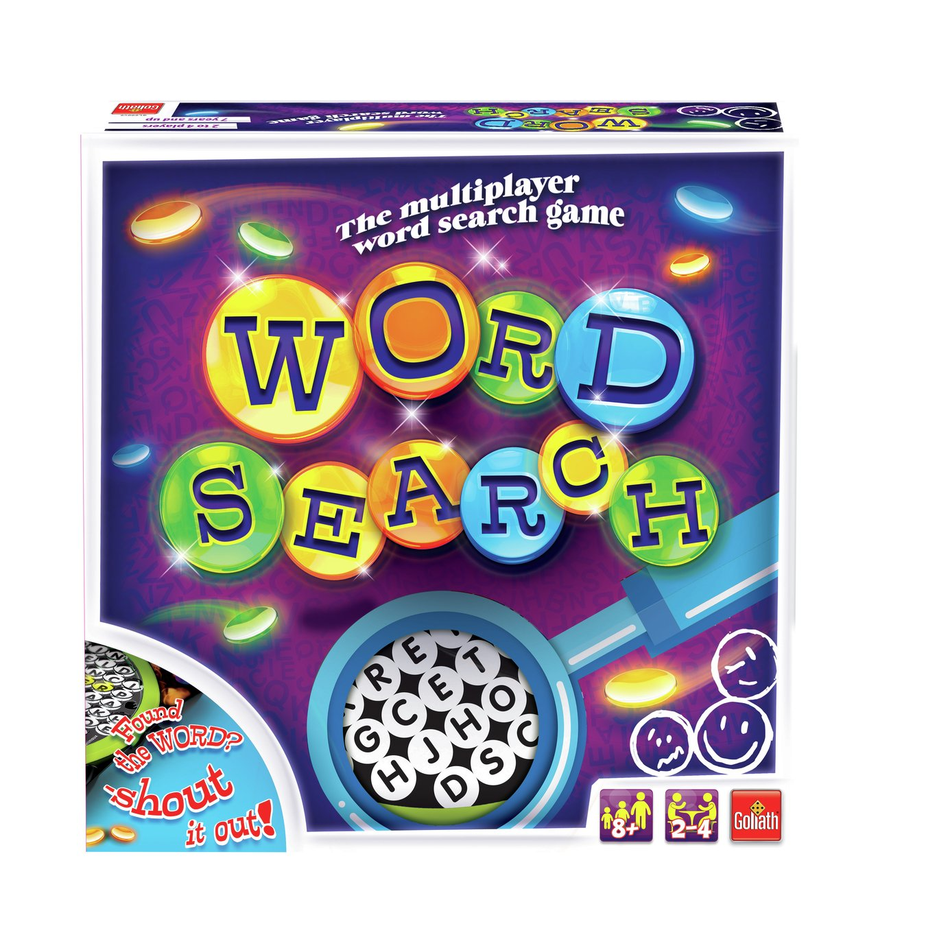 Goliath Games Wordsearch Game