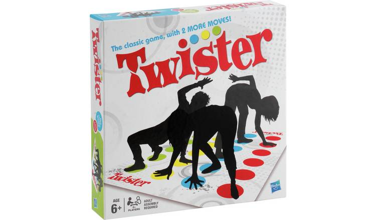 Twister Board Game from Hasbro Gaming 0