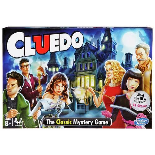 Buy Cluedo Classic Board Game From Hasbro Gaming Board