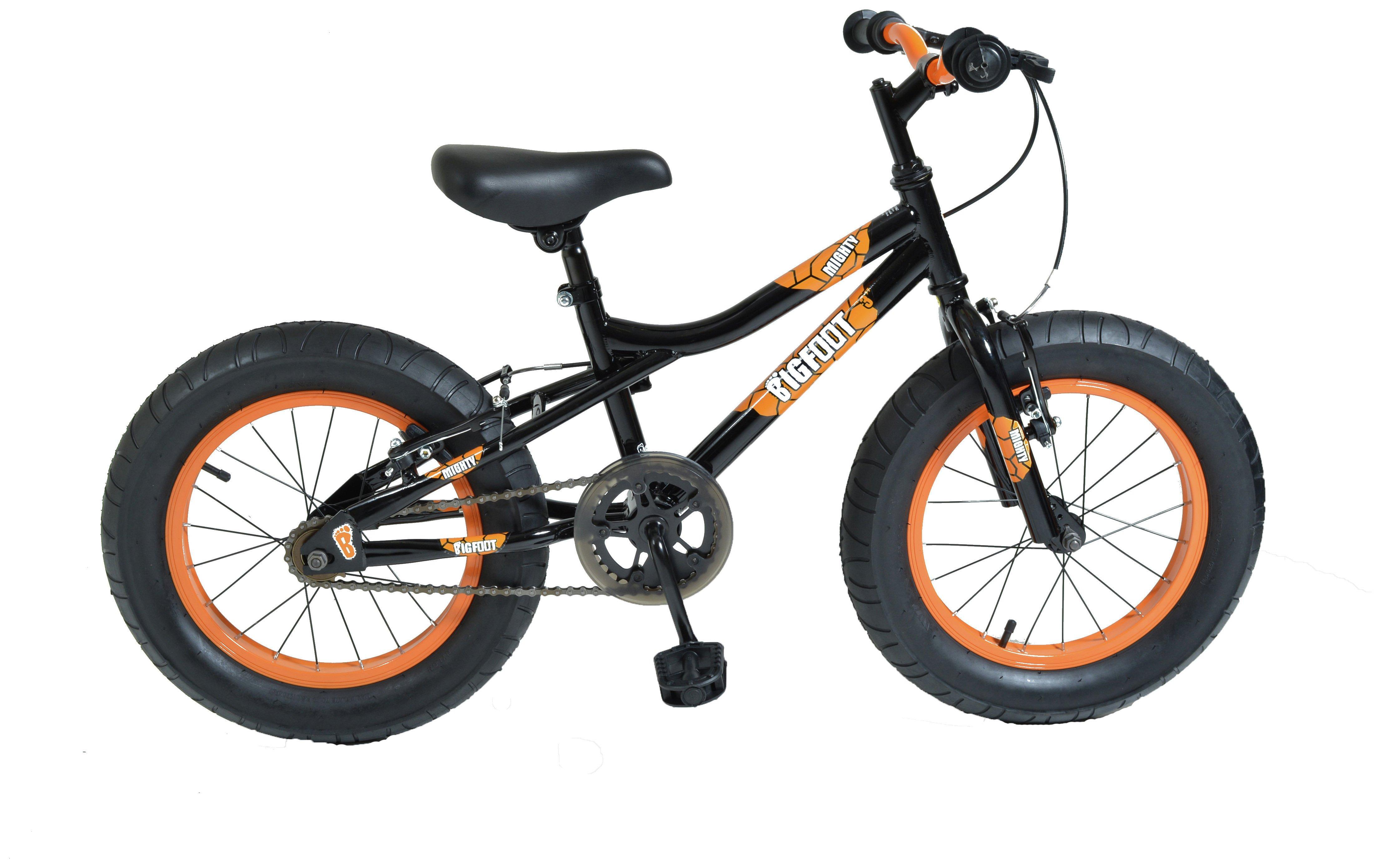 Bigfoot Mighty 16 Inch Kids Bike