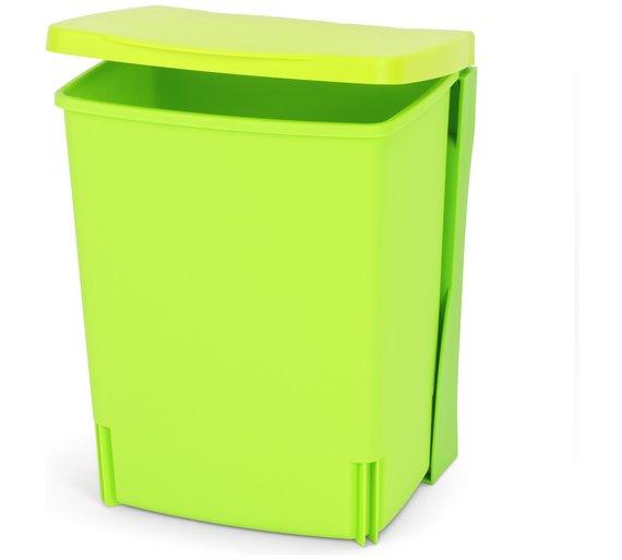Green Kitchen Bin: Buy Brabantia 10L Waste / Storage Binny