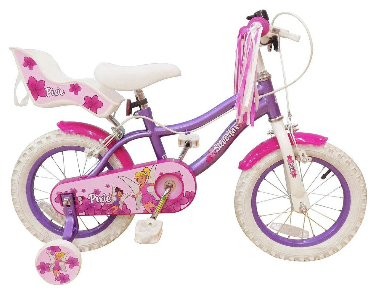 Silverfox Pixie 14 Inch Kids Bike