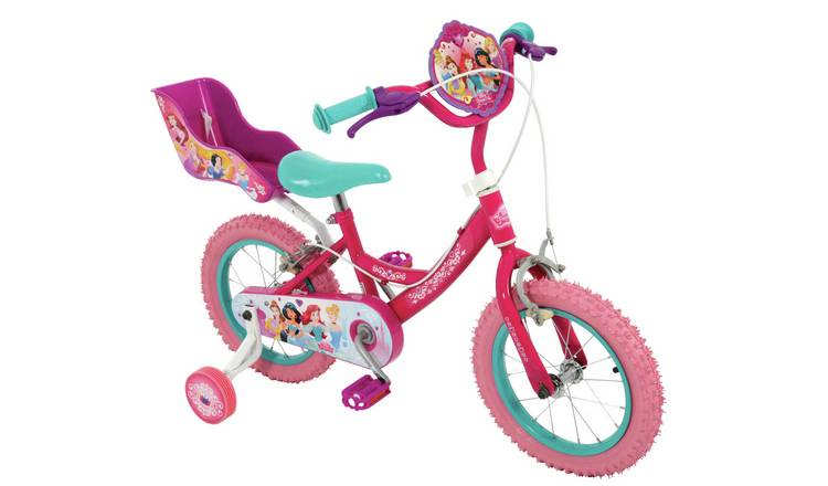 Disney Princess 14 inch Wheel Size Kids Bike