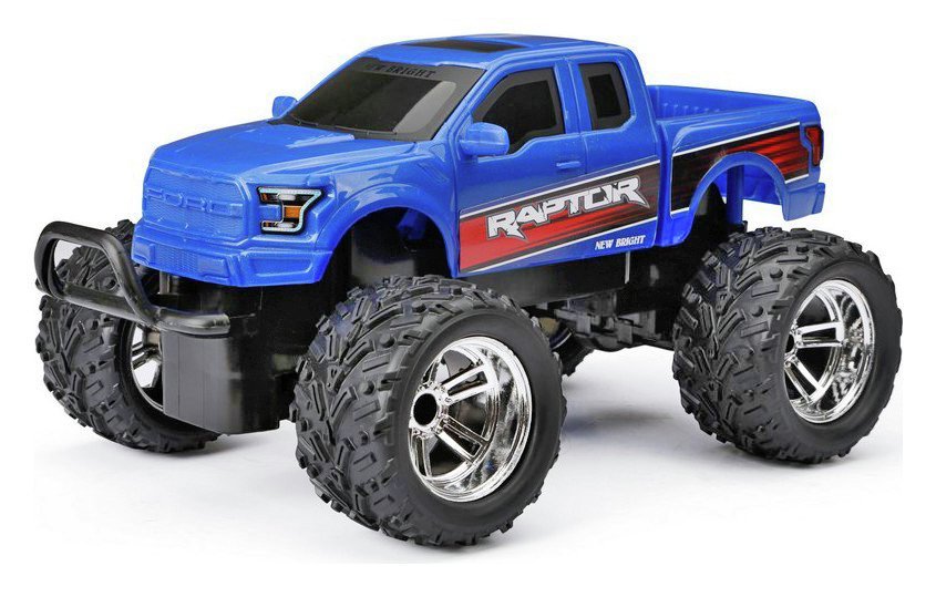 New Bright - RC Charger Jeep 1:18