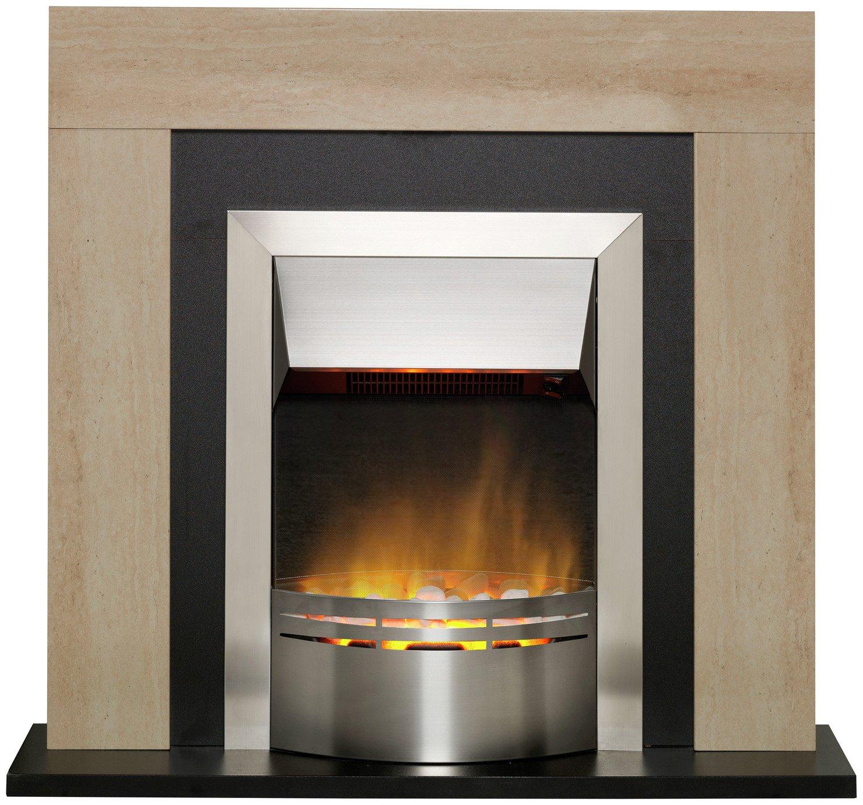 ean 5011139055354 dimplex marbello electric fire suite. Black Bedroom Furniture Sets. Home Design Ideas