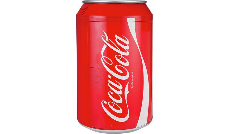 Buy Coca Cola 10 Litre Coke Can Fridge Mini Fridges Argos