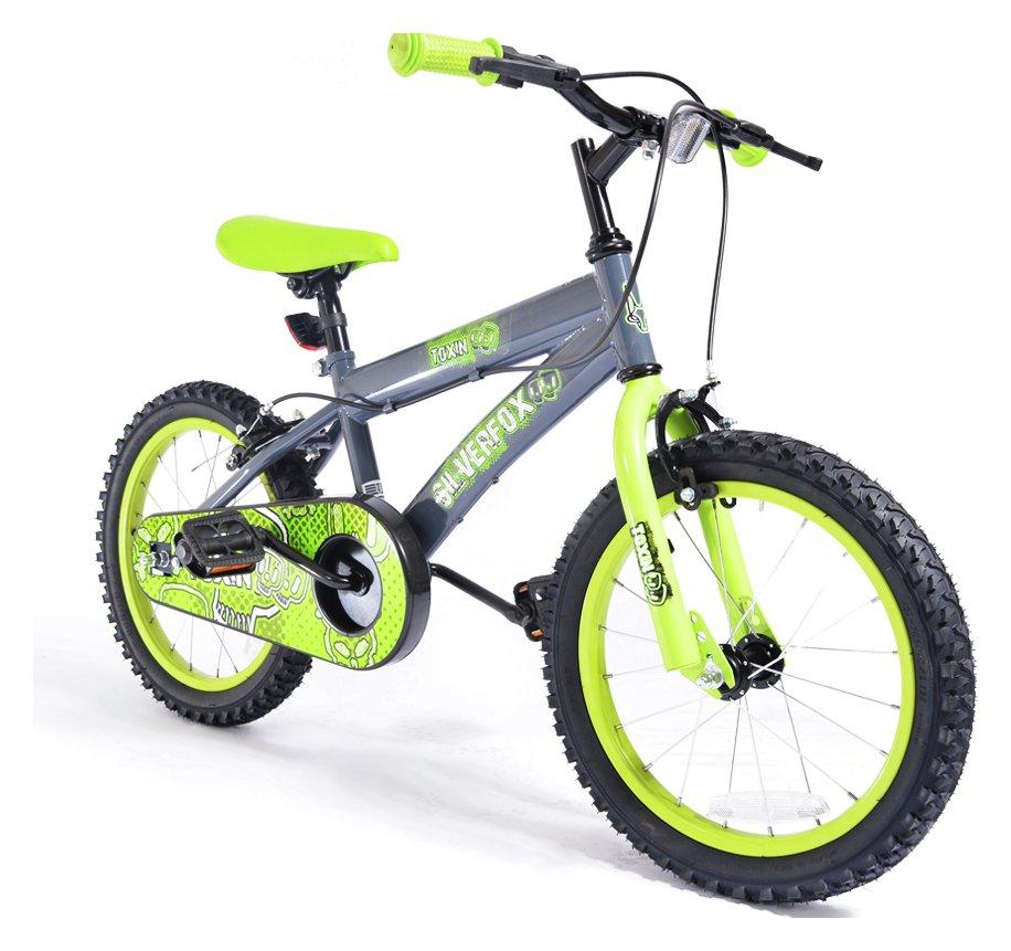Silverfox Toxin 16 Inch Kids Bike