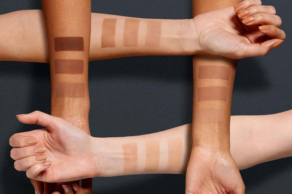 How to find your foundation match.
