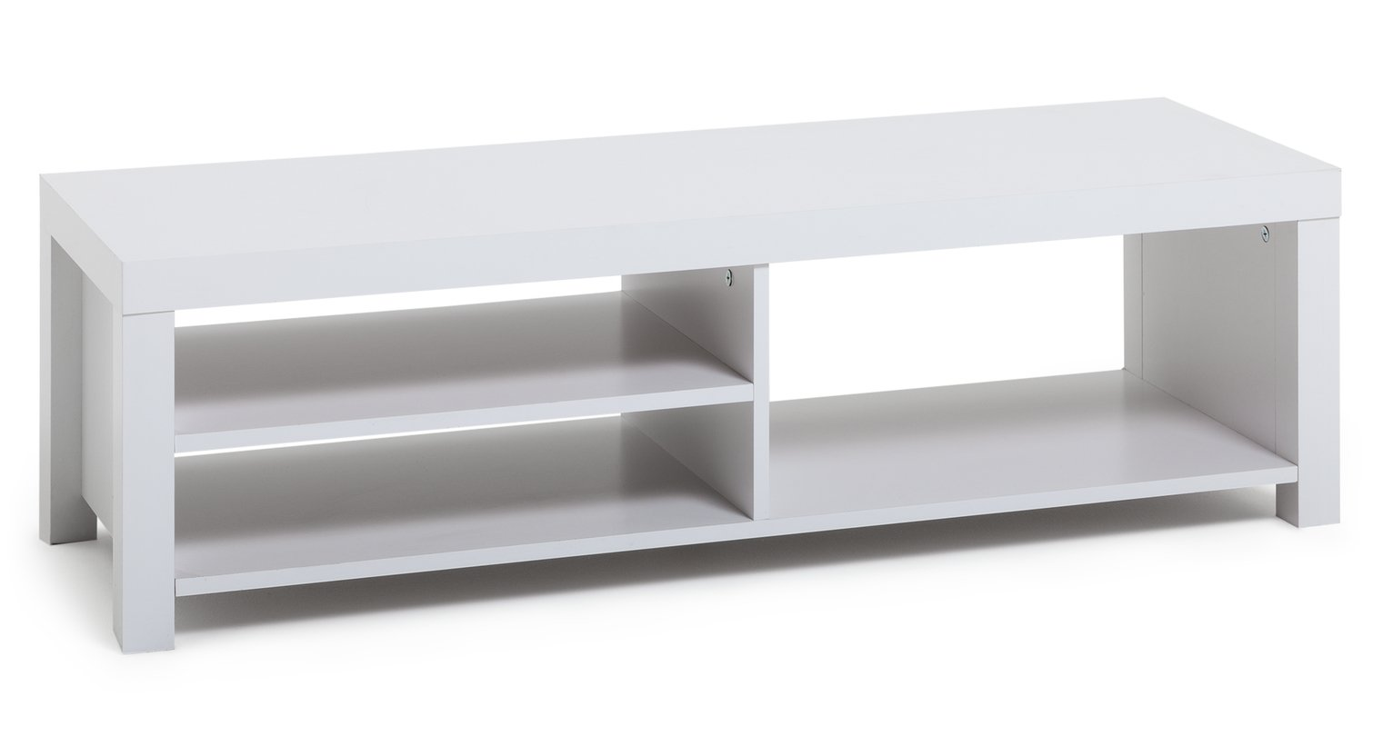 Buy Argos Home Charlie Tv Unit White Entertainment Units And
