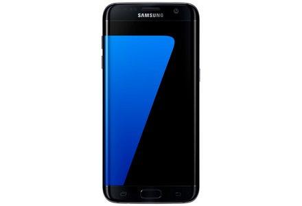 Sim Free Samsung Galaxy S7 Edge Mobile Phone - Black