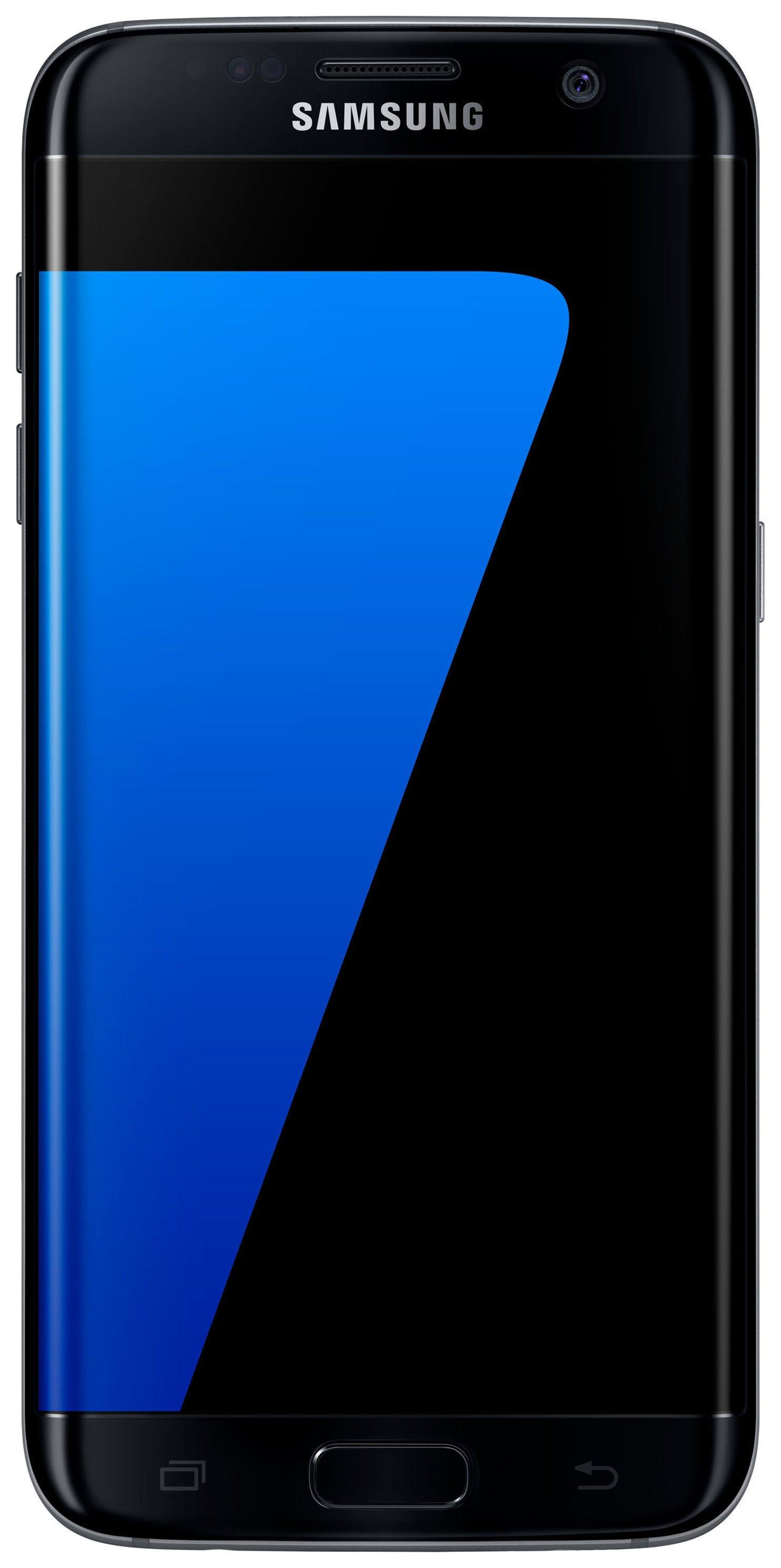 samsung edge. Sim Free Samsung Galaxy S7 Edge Mobile Phone - Black G