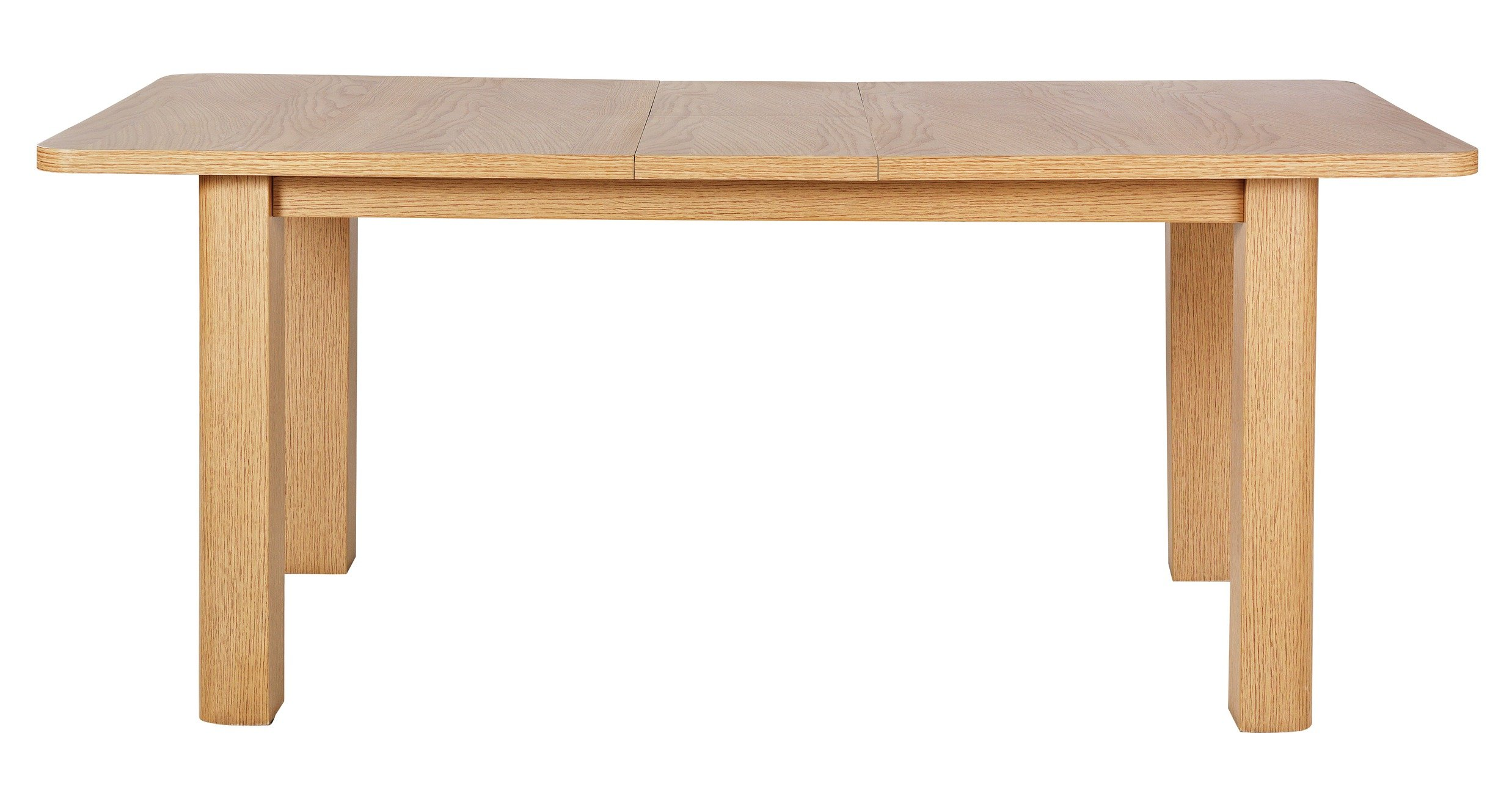 Buy HOME Shenley Oak Veneer Extendable Dining Table at  : 3922628RZ004AWebampw570amph513 from www.argos.co.uk size 570 x 513 jpeg 12kB