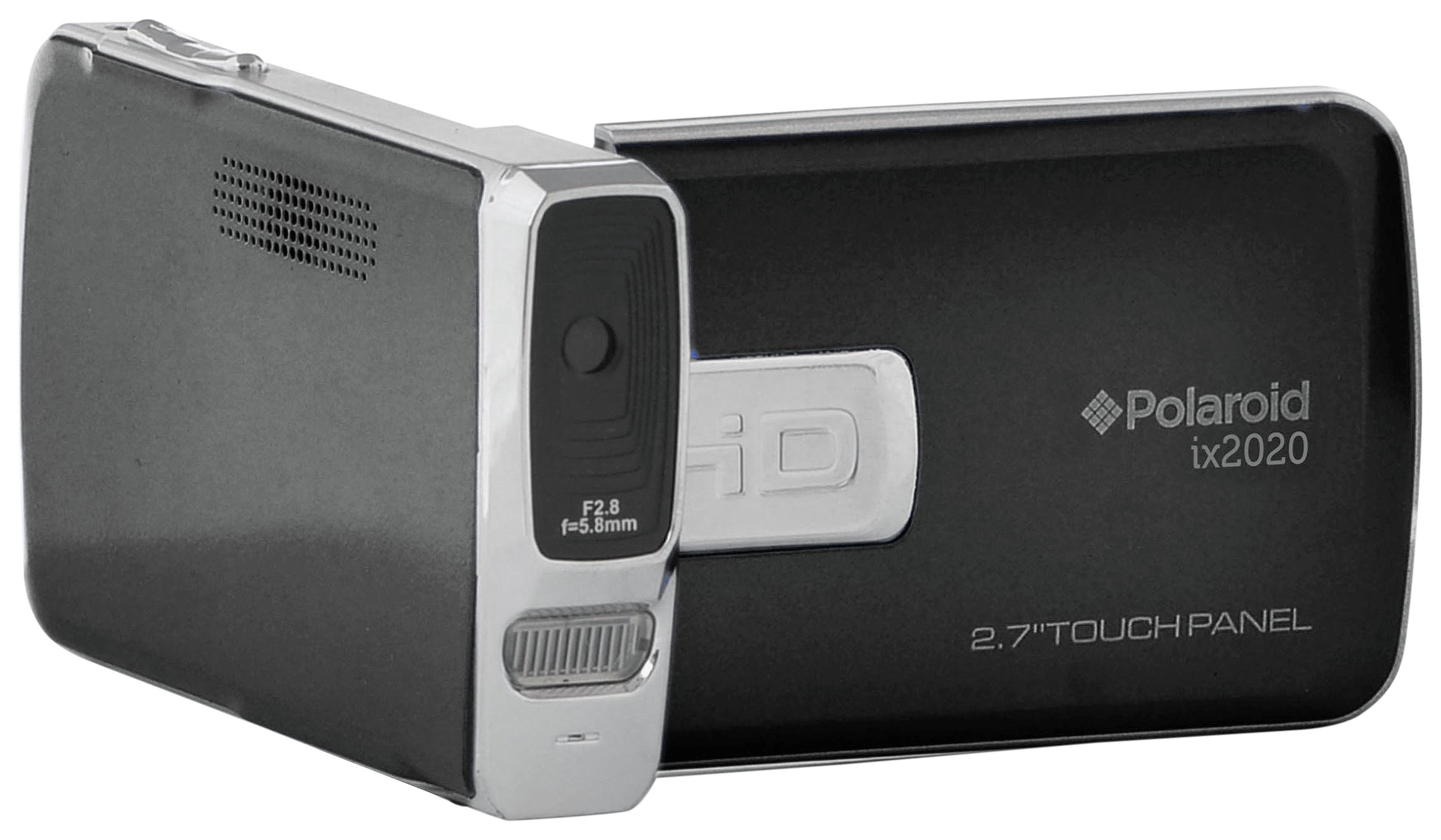 Polaroid ID2020 Full HD Camcorder - Black