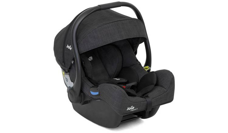 Joie I Gemm Group 0+ Baby Car Seat - Pavement Grey