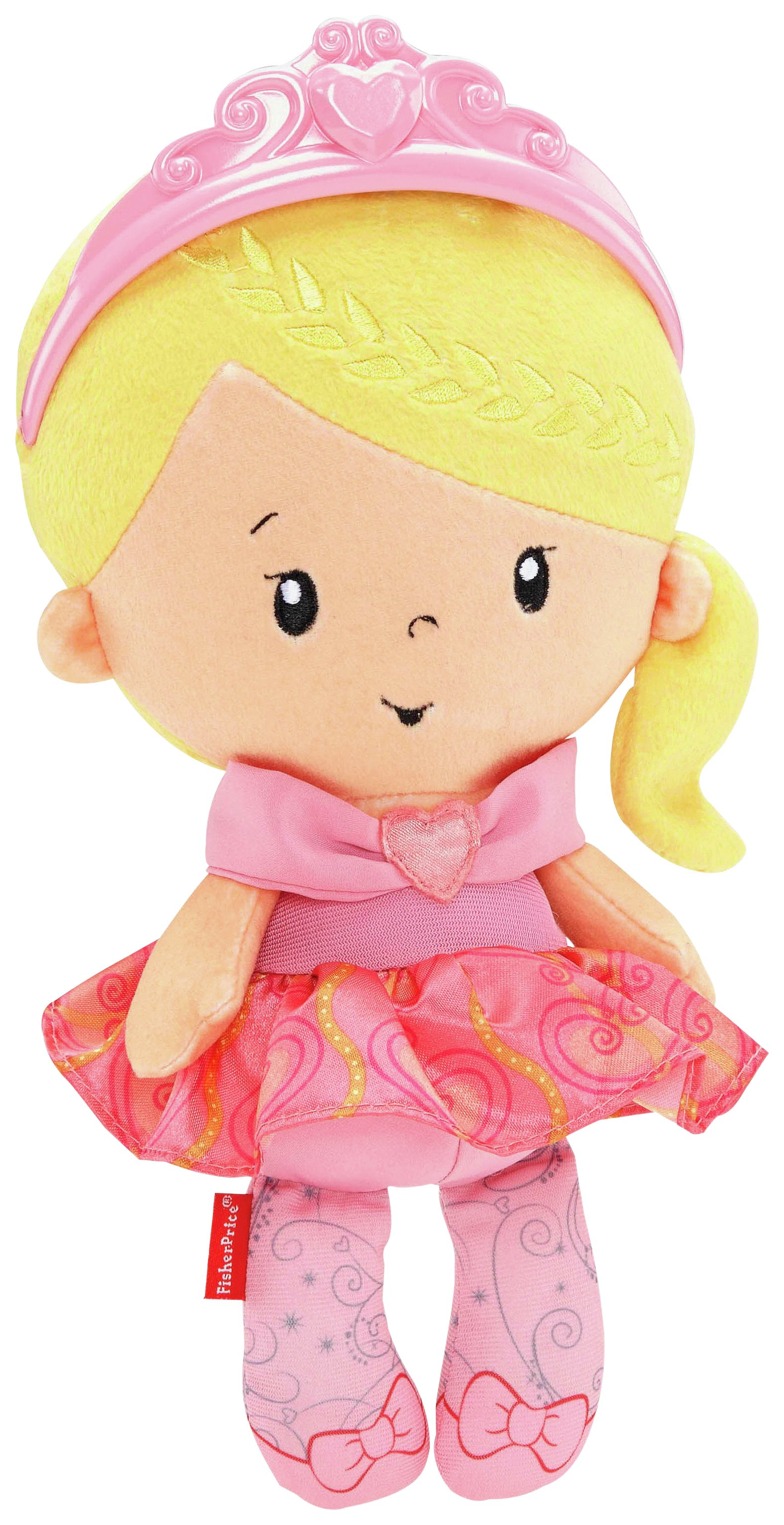 Fisher-Price - Princess Mummy Princess Chime Doll