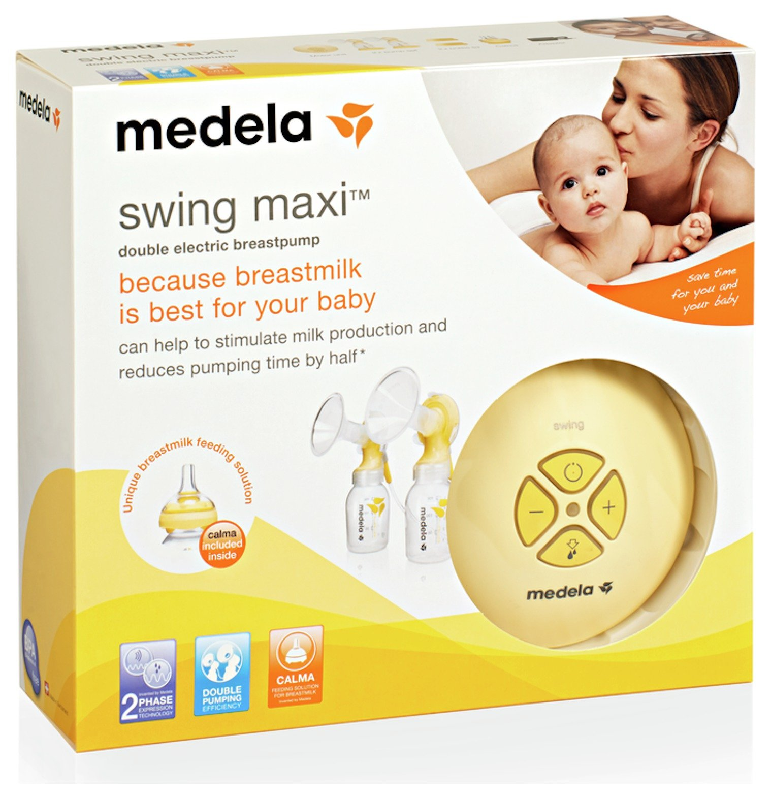 Ean 7612367040105 Medela Swing Maxi Double Electric Breastpump
